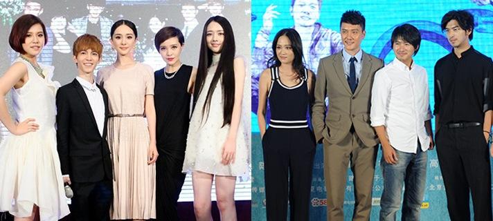 中国影坛史无前例的世纪对决在今夏上演