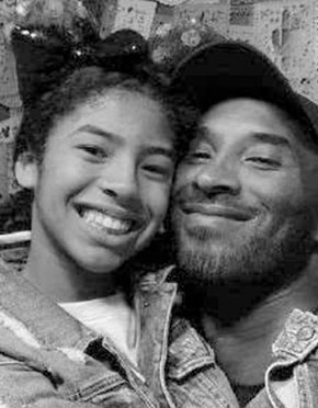 科比妻子发声 曼巴基金改名加入女儿名字