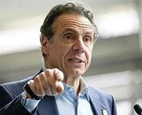 纽约州长科莫怒了!
